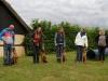 Sidste dag til vores private hvalpetræning med Charlotte Lyngholm 14.06.12